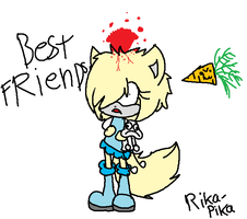 Best friends 2 by Rika-Pika