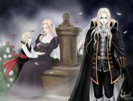 Castlevania Garden of Memories by VanEvil