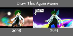Draw this Again Fail by SaddlePatch