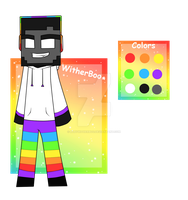 |Ref+redesign| WitherBoo by BabyWitherBoo