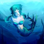 63. Ocean by quaxxerl
