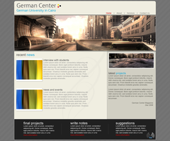 German Center by abodemous