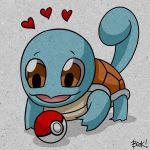 Pokemon Squirtle sketch by JoshBook