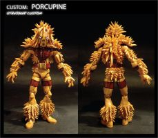 CUSTOM PORCUPINE by STANJOKER