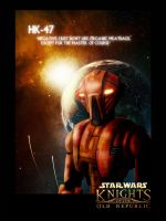HK-47: The Wise-Cracking Assassin by Entropist2009