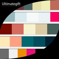 ultimate palettes 1 by ultimategift
