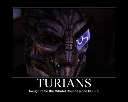Turians by iceman-3567