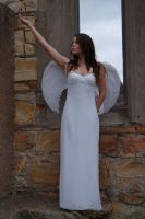 Posed Angel 4 by Storms-Stock