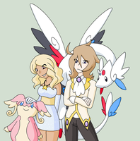 Team light by Cerulebell