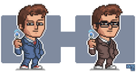 The Tenth Doctor by ionrayner