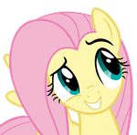 Fluttershy expression 1 by erikngn