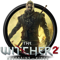 The Witcher Icon by madrapper