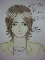 Yamapi's 27th Birthday by seraiahdavinci