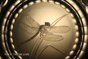 Dragonfly by Viczan