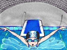 Butterfly Stroke (Challenge) by TheOldFrontier