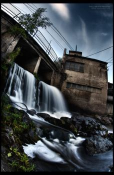 Falls of the Shadows by RS-foto