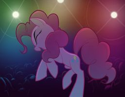 Pinkie Pie Dance Party by CyanOtter