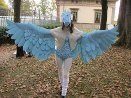 ANIVIA COSPLAY LEAGUE OF LEGENDS 2 by splintES
