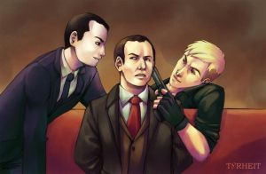 BBC Sherlock - We have a plan by Torheit-die-Katze
