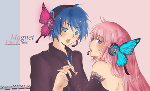 Magnet Luka and Kaito by XxKyoran
