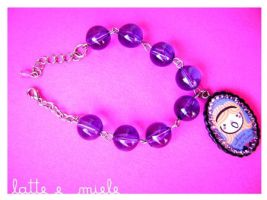 alice violet bracelet 2 by lattemiele