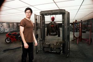 The Red Hood - David Henrie by fmirza95