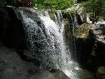 Chinese Garden of Friendship waterfall by BrendanR85