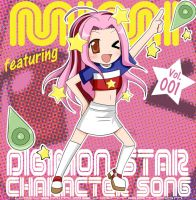 Digimon Star Song vol.1 by JinZhan