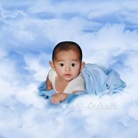 In The Clouds 1 by Lelanie