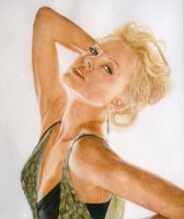 Charlize Theron by Nathalief87