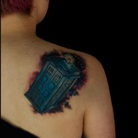 Dr. Who by Origam-e