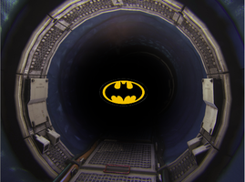 Batman Logo bs7 by OrigamiGreg