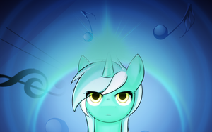 Lyra heartstrings by warden006