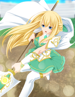 Vert Commission 4 Coloring by Planeptune