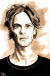 Matthew Gray Gubler by X-Enlee-X