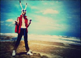 King Kazma - Summer Wars by DarkyLeon