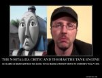 Critic and TtTE magic Railroad poster by SilverZeo