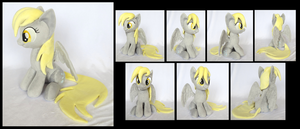 Derpy Angel by fireflytwinkletoes
