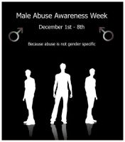 Male abuse awareness week 1 by shadowlight-oak