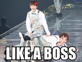 Ryeowook: Like A Boss by StringsForevea05