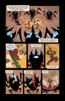 Samurai Jack page 3 by marcusmuller