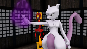[MMD] Training Mewtwo [4/5] by RMPSI