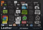 Leather Badges - V2 Addon by mhut