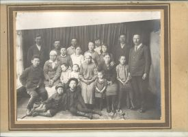 Old photo of the Yakut family by Teammate92
