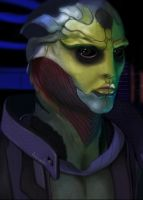 Thane Krios by AndromedaShepard