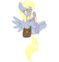 Ditzy Doo-dle by Ashourii