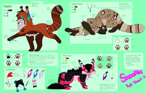 :+:Detailed Snookie Ref:+: by iceheart98