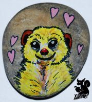 Meercat for my mum by AllerleiArt