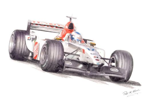 Jenson Button by Rallyist1