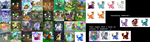 All of my neopets plus pets i'm currently seeking by shattered-bones